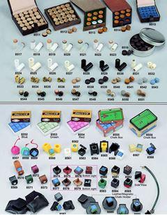 Imagen para la categoría Accesorios de POOL y BILLAR