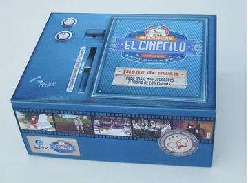 Imagen de El Cinefilo