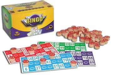 Imagen de Bingo 96 Cartones