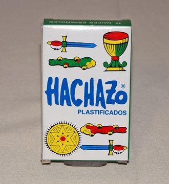 Imagen de Naipe Hachazo x 40 cartas
