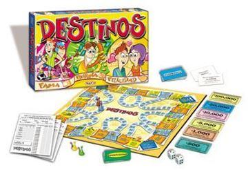 Imagen de Destinos