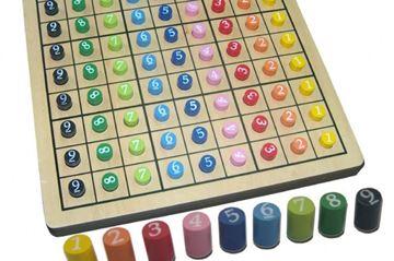 Imagen de Sudoku Madera Bisonte