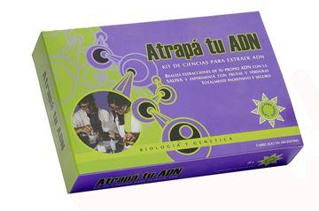 Imagen de ATRAPA TU ADN