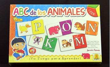 Imagen de Abc De Los Animales