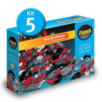 Imagen de Rasti Kit Nº 5 Accesorios