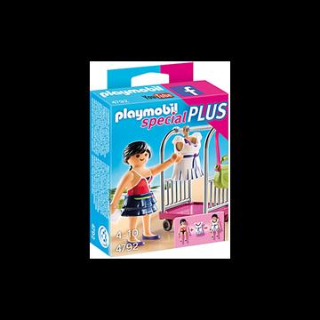Imagen de Playmobil 4792 - Modelo Con Perchero