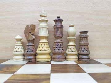 Imagen de Ajedrez Caja Tablero 40cm mod. G135 Atlanta