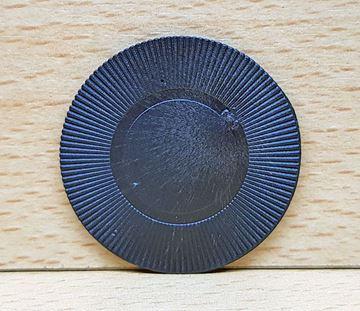 Imagen de Ficha 2.5gr. sin valor Negro