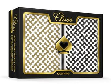 Imagen de NAIPE COPAG 100% PLÁSTICO 2x54 CLASS MODERN