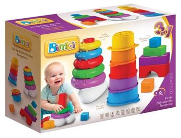 Imagen de Bimbi - Kit de estimulación temprana