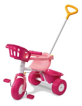 Imagen de Triciclo Pink Metal Rosa