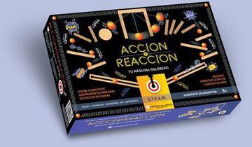 Imagen de Accion y Reaccion - Maquina Goldberg